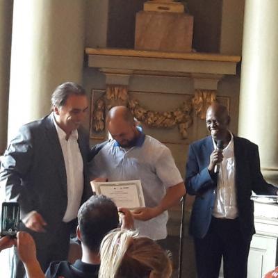 2018 - cérémonie remise diplôme Mairie Roubaix 27 juin 2018 - photo 4