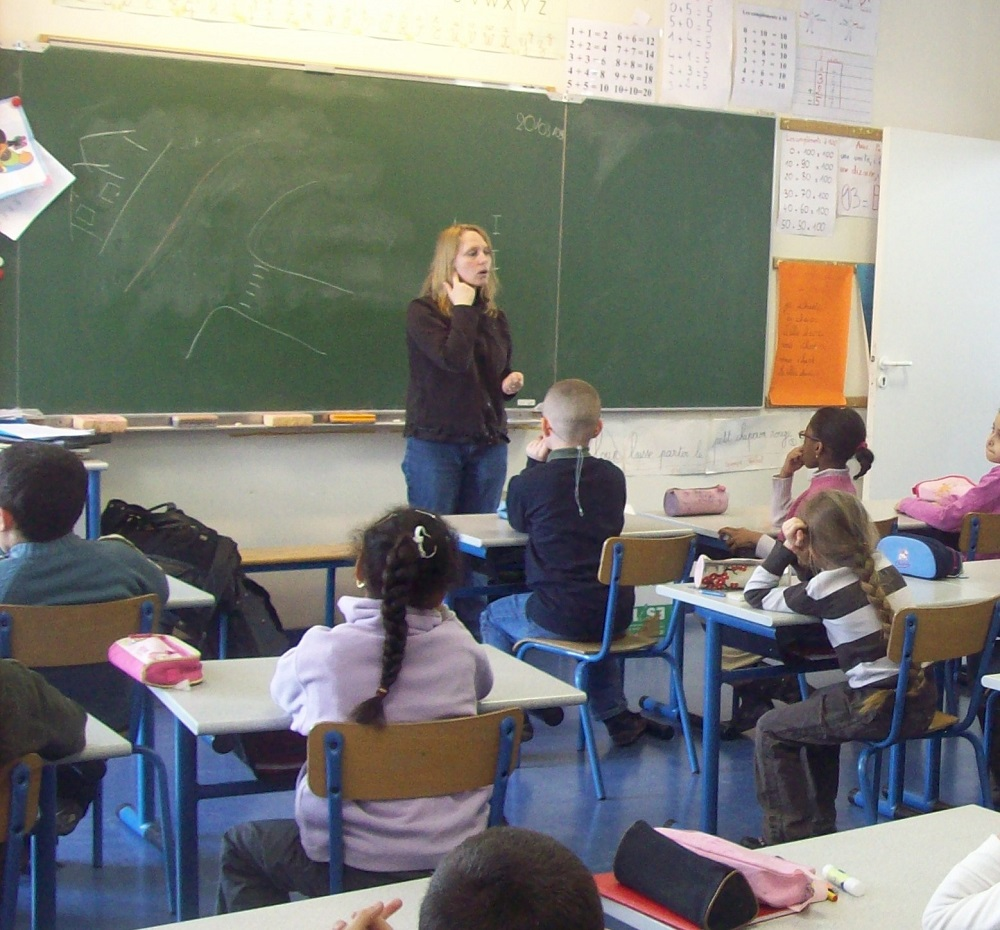 2 - sensibilisation en classe