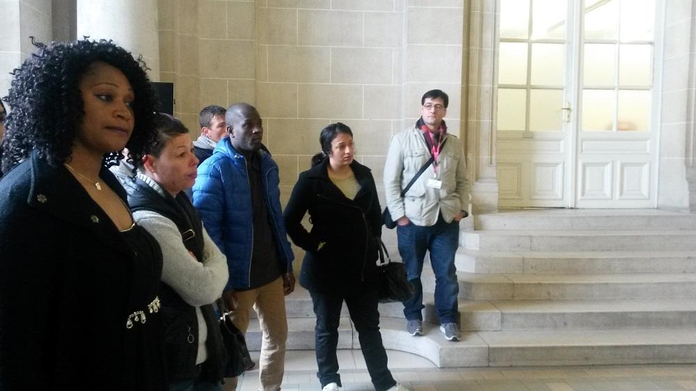 2016.04 - Visite Mairie Roubaix