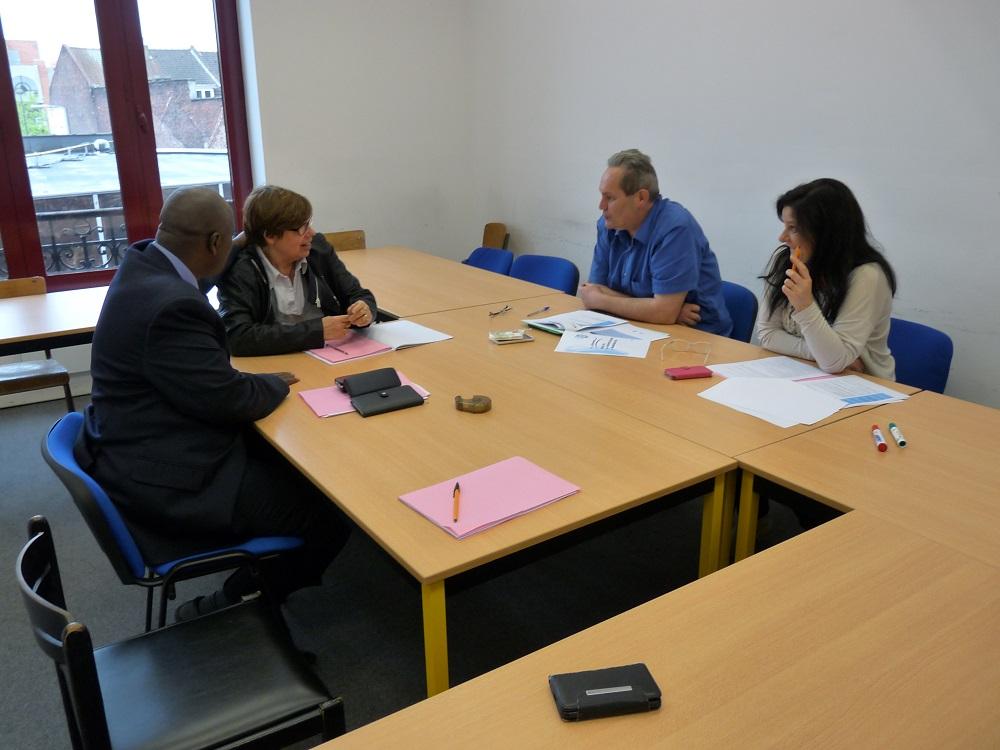 2016 - 3 - Séminaire mai 2016  - Atelier administratifs