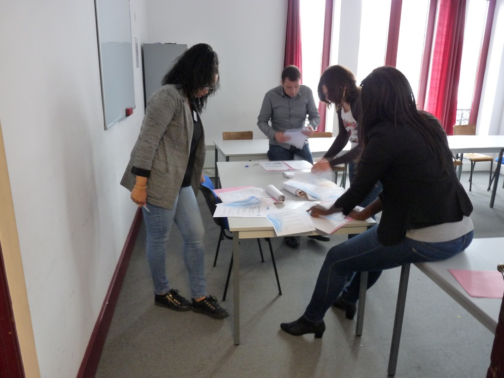 2016 - 4 - Séminaire mai 2016 - Atelier CSP