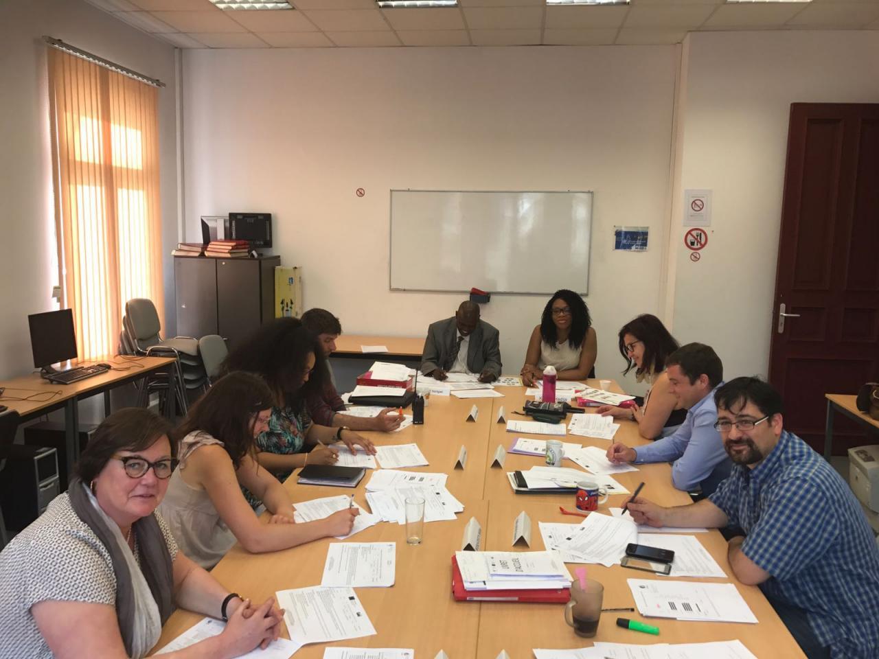2017 - Commission de renouvellement - 30 mai 2017