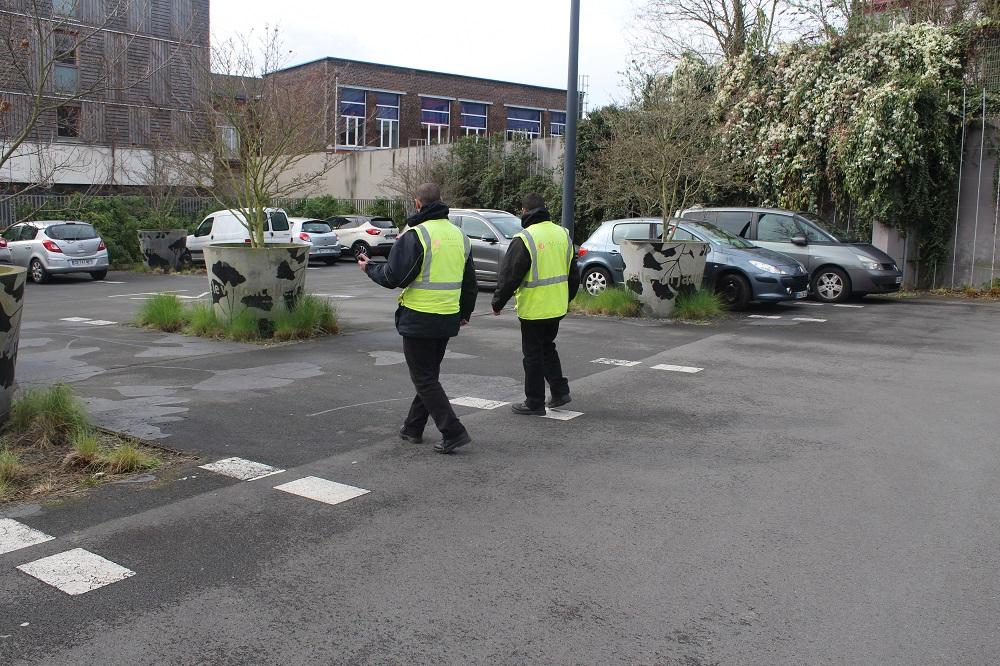 Surveillance parkings 2