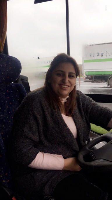 Daikha b conducteur de bus